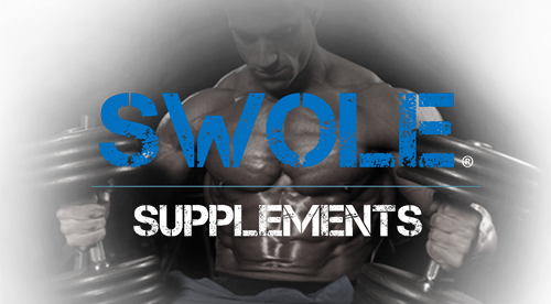 HARDCORE Body Building Supplements!